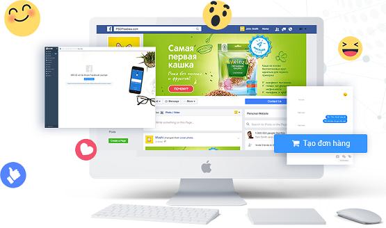 Bán hàng facebook cá nhân & Fanpage hiệu quả bằng phần mềm Ninja