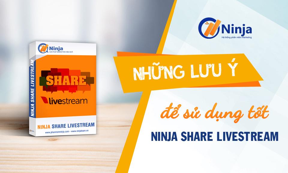 Dịch vụ Share Livestream chuyên nghiệp – Ninja Share livestream