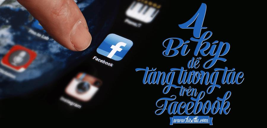 Tăng tương tác Facebook – Cách khắc phục cho Facebook mất tương tác