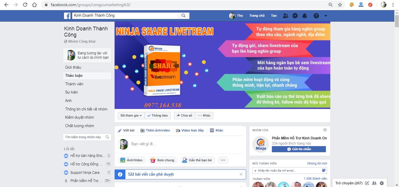 Tổng hợp Group bán hàng là ra đơn – Bán hàng Group Facebook