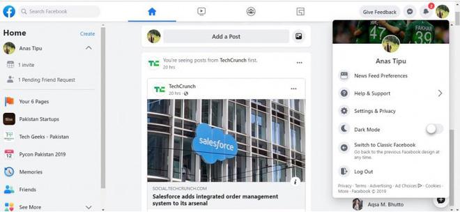 Tăng tương tác – Giao diện mới sắp update của Facebook web như thế nào?