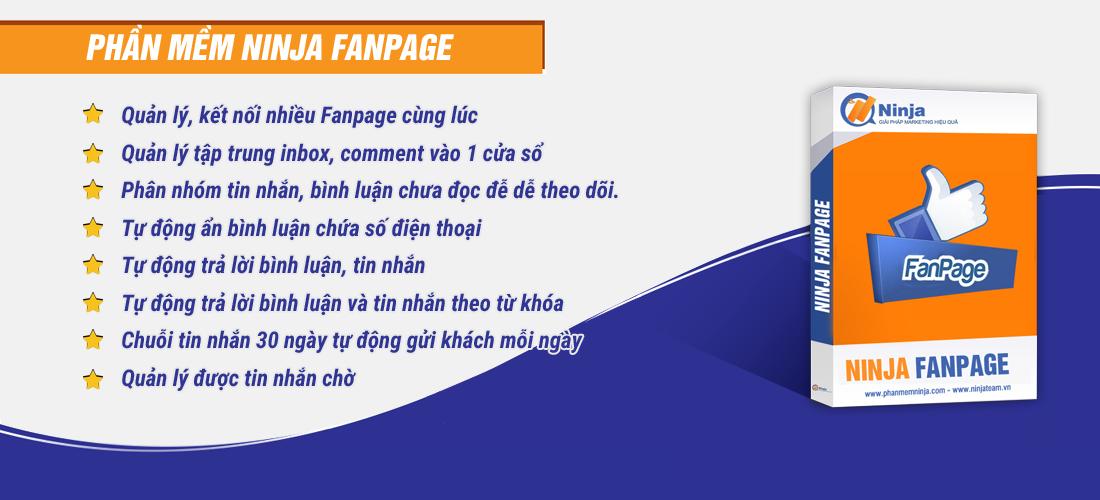 Quản lý Fanpage hiệu quả với các tính năng mới của Ninja Fanpage