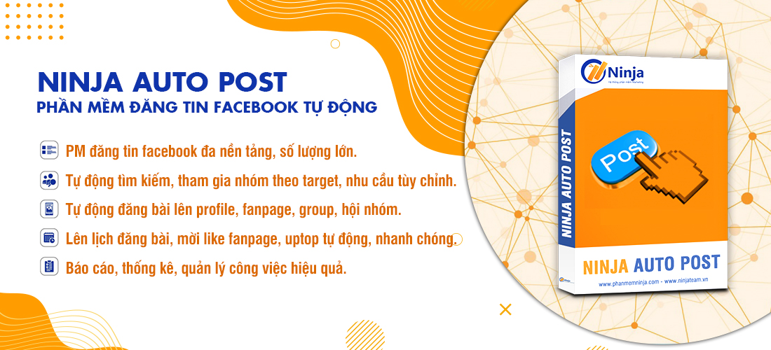 Đăng bài quảng cáo facebook – Siêu phẩm Facebook auto post