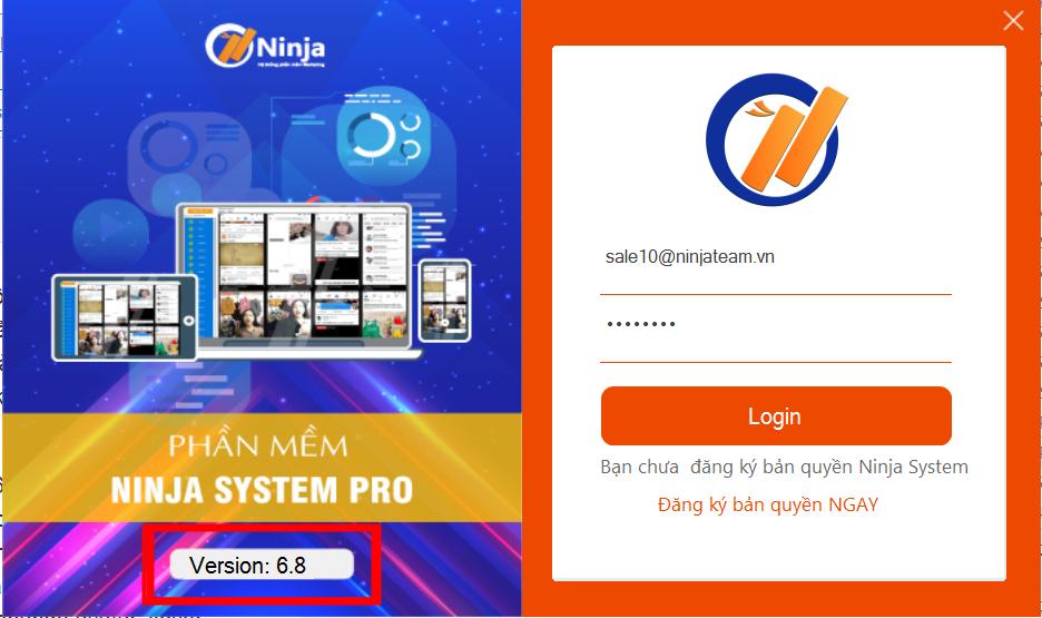 Cập nhật phần mềm nuôi nick facebook phiên bản System Pro
