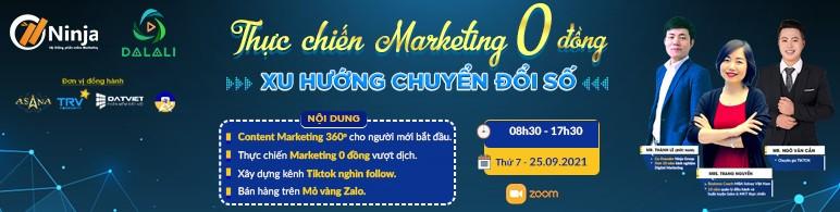 marketing 0đ