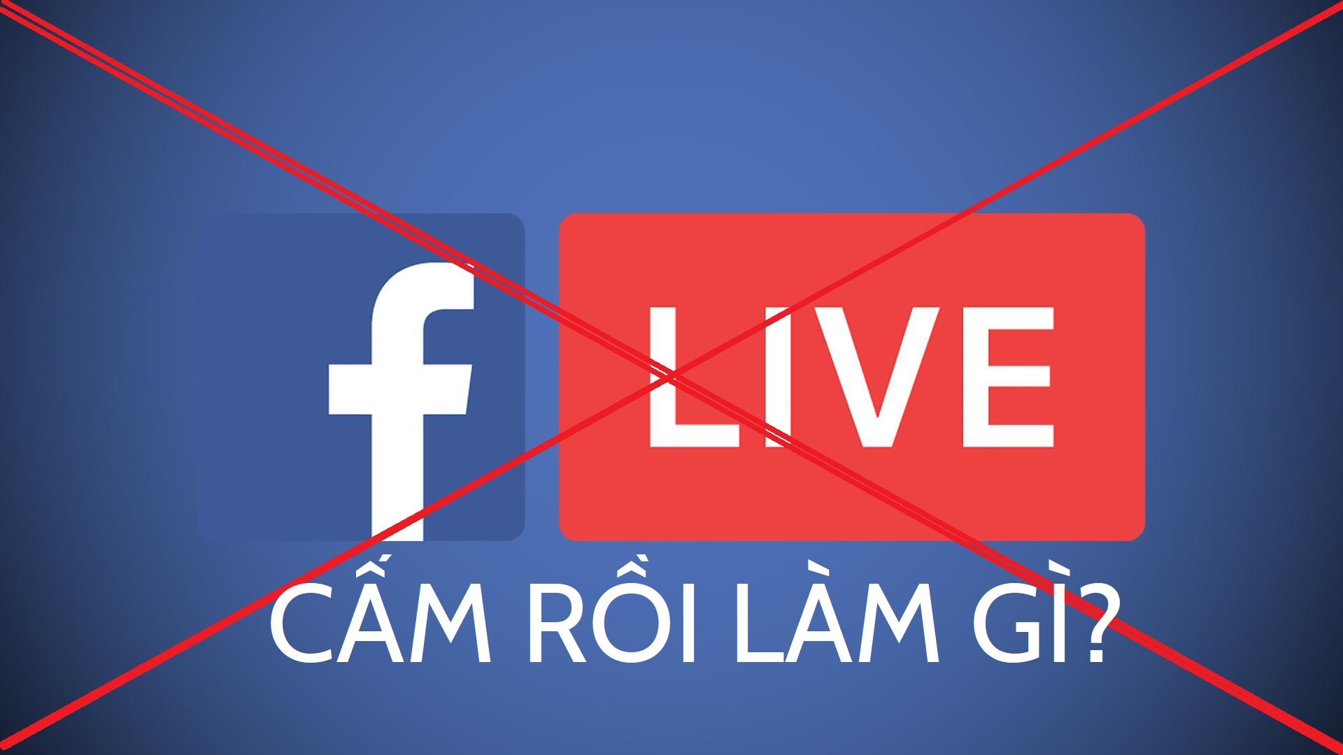 Bán hàng onlinetrên facebook cá nhân sẽ bị cấm – Chúng ta phải làm gì ?
