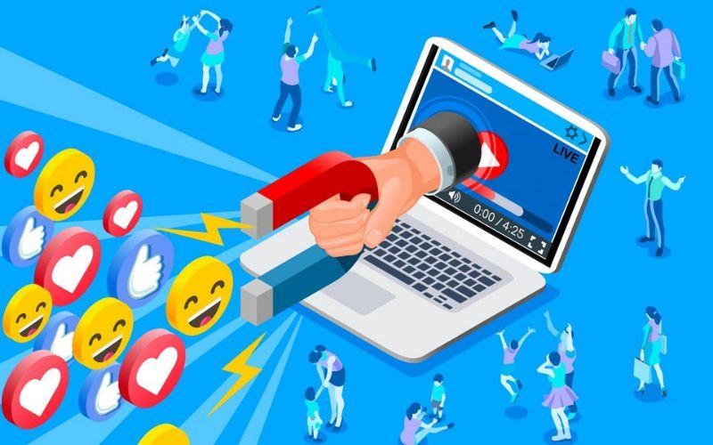 Hướng dẫn kéo tương tác trên Facebook, Fanpage, Group bán hàng